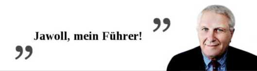Josef Joffe vermisst einen Führer