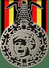 Goebbels Orden Silber