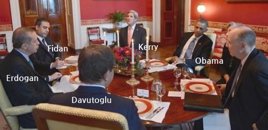 Erdogan_Obama_Fidan_Davutoglu