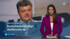 Wie die ARD den Krieg in der Ostukraine totschweigt