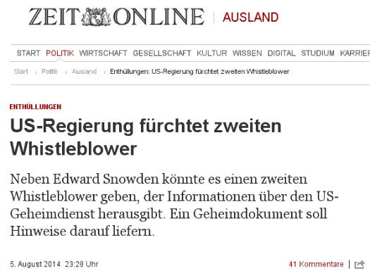 Die Zeit 5.8.