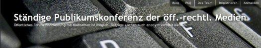 publikumskonferenz