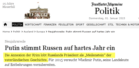 FAZ_Putin_Neujahr_Krim