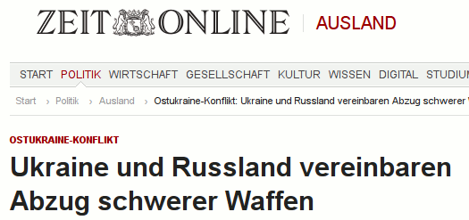 ZEIT_22.1.15_Waffenabzug_Ostukraine
