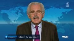 Ulrich Deppendorf, Hilfspaket für Griechenland