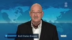 Rolf-Dieter Krause, Schuldenstreit mit Griechenland