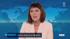 Sonia Seymour Mikich, WDR, zum Mord an Boris Nemzow