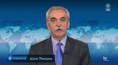 Alois Theisen, HR, zum Verhalten Russlands in der Ukraine-Krise