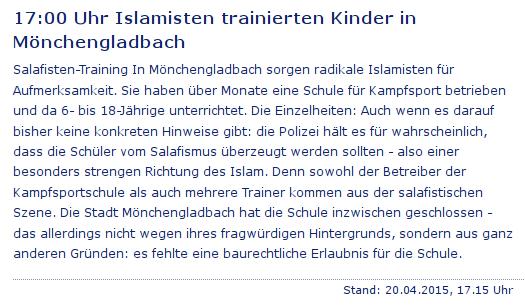 WDR_Islamisten_Kampfsport
