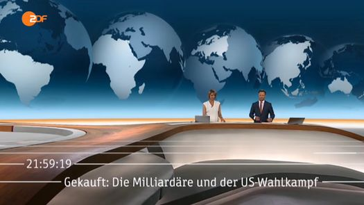 Zdf Heute Journal Mediathek