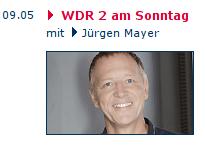 WDR 2 am Sonntag205