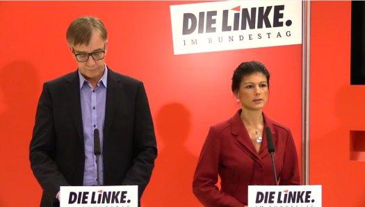 Pressekonferenz_Linkspartei_Syrienkrieg_Wagenknecht_Völkerrecht