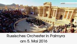 Konzert Palmyra