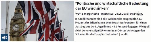 WDR6_Morgenecho_Brexit525