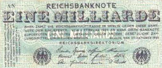 Milliarde
