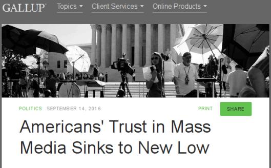 Bild anklicken, Gallup!
