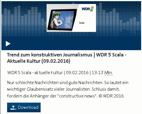 Bild anklicken, WDR!