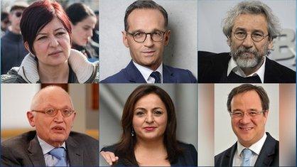 Das Thema diskutieren Ilkay Yücel, Heiko Maas, Can Dündar, Günter Verheugen, Sevim Dağdelen und Armin Laschet. | mehr