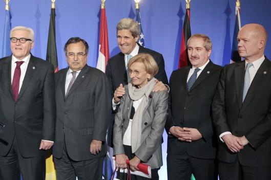 """Der harte Kern der """"Friends of Syria"""", die das Land in Chaos und Terror gestürzt haben"""